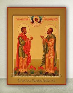 Икона «Косма и Дамиан, Асийские» (образец №2)