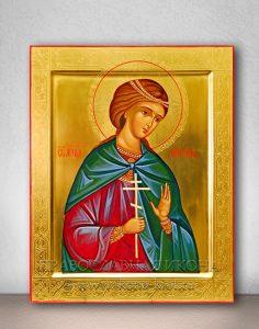 Икона «Кристина (Христина) мученица» (образец №1)