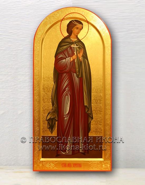 Икона «Кристина (Христина) мученица» (образец №2)