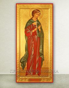 Икона «Кристина (Христина) мученица» (образец №4)