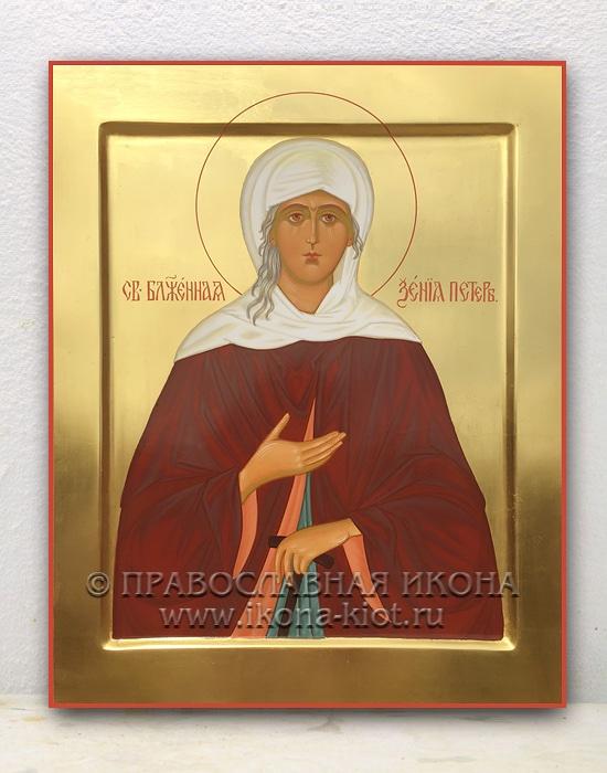 Икона «Ксения Петербургская, блаженная» (образец №1)