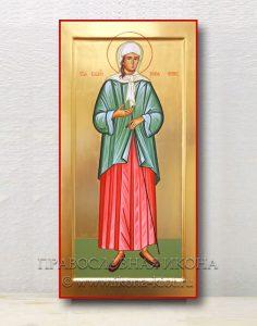 Икона «Ксения Петербургская, блаженная» (образец №10)