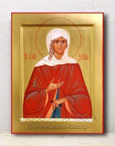 Икона «Ксения Петербургская, блаженная» (образец №11)