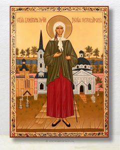 Икона «Ксения Петербургская, блаженная» (образец №12)