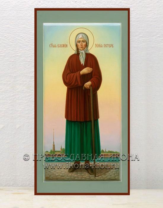 Икона «Ксения Петербургская, блаженная» (образец №14)