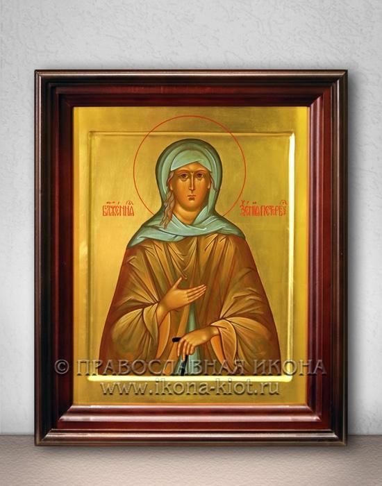 Икона «Ксения Петербургская, блаженная» (образец №17)