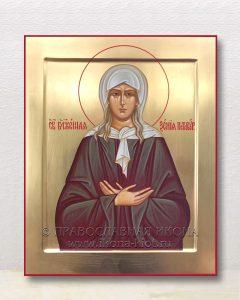 Икона «Ксения Петербургская, блаженная» (образец №18)