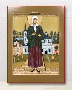 Икона «Ксения Петербургская, блаженная» (образец №19)