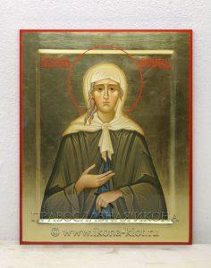 Икона «Ксения Петербургская, блаженная» (образец №2)