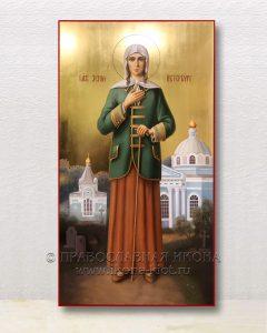 Икона «Ксения Петербургская, блаженная» (образец №20)