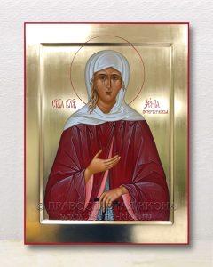 Икона «Ксения Петербургская, блаженная» (образец №21)