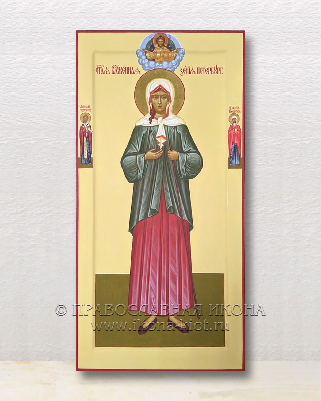 Икона «Ксения Петербургская, блаженная» (образец №22)