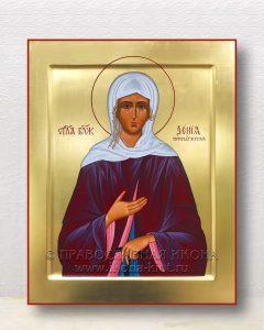 Икона «Ксения Петербургская, блаженная» (образец №23)