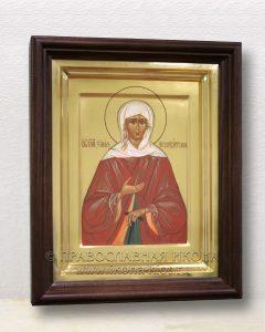 Икона «Ксения Петербургская, блаженная» (образец №25)