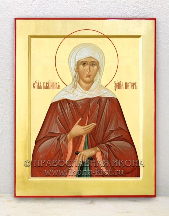 Икона «Ксения Петербургская, блаженная» (образец №3)