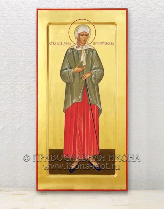 Икона «Ксения Петербургская, блаженная» (образец №4)