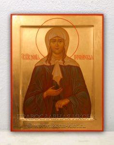 Икона «Ксения Петербургская, блаженная» (образец №6)