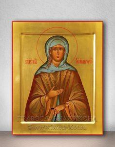 Икона «Ксения Петербургская, блаженная» (образец №8)