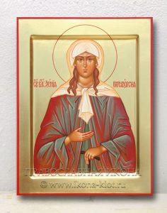 Икона «Ксения Петербургская, блаженная» (образец №9)