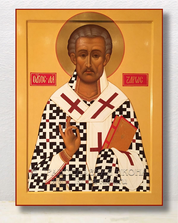 Икона «Лазарь Четверодневный, Китийский, епископ» (образец №1)
