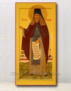 Икона «Лев Оптинский, преподобный» (образец №1)