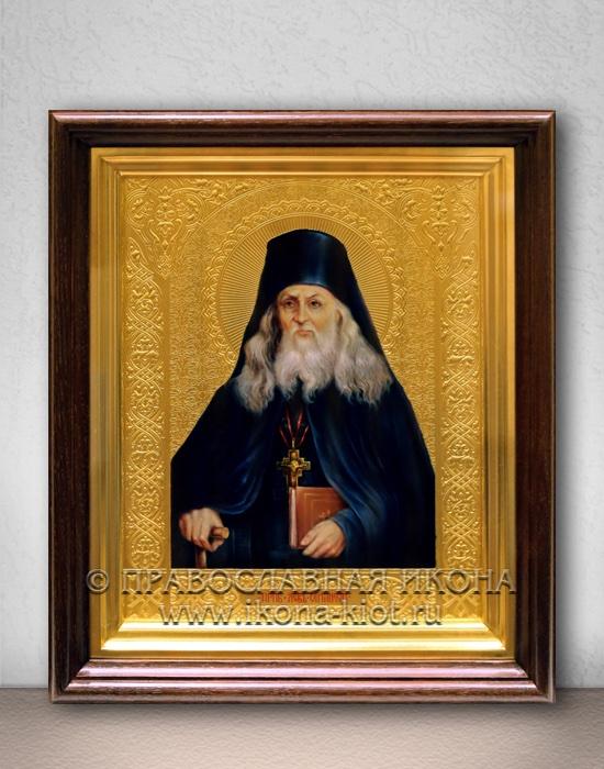 Икона «Лев Оптинский, преподобный» (образец №4)