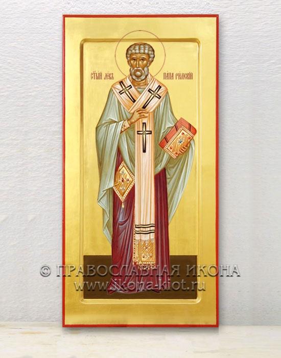 Икона «Лев Римский, святитель» (образец №1)