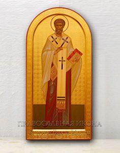 Икона «Лев Римский, святитель» (образец №2)