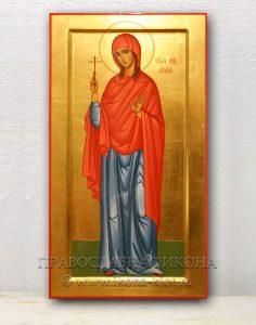 Икона «Лидия Иллирийская» (образец №2)