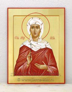 Икона «Лидия Иллирийская» (образец №3)