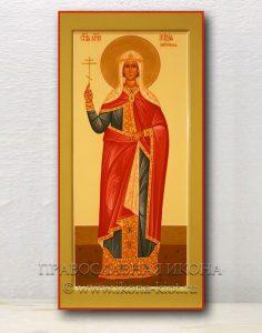 Икона «Лидия Иллирийская» (образец №4)