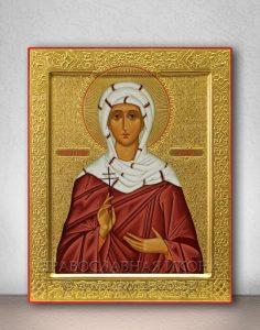 Икона «Лидия Иллирийская» (образец №5)