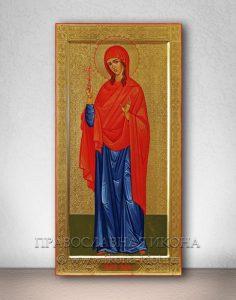Икона «Лидия Иллирийская» (образец №6)