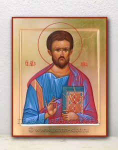 Икона «Лука, апостол»