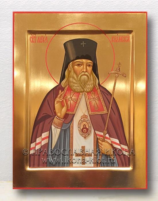 Икона «Лука Крымский, архиепископ, исповедник» (образец №10)