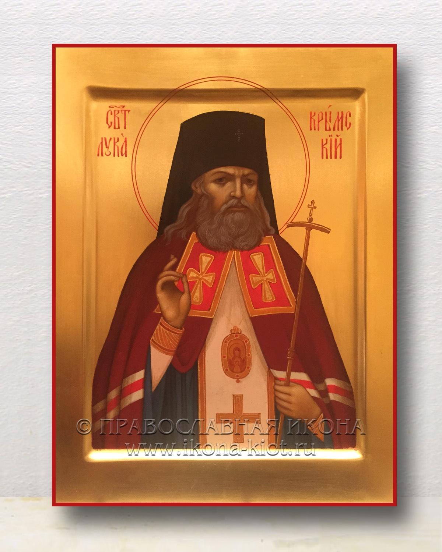 Икона «Лука Крымский, архиепископ, исповедник» (образец №11)