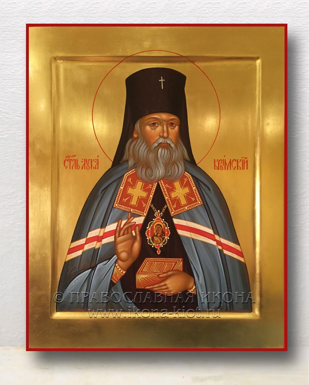 Икона «Лука Крымский, архиепископ, исповедник» (образец №12)