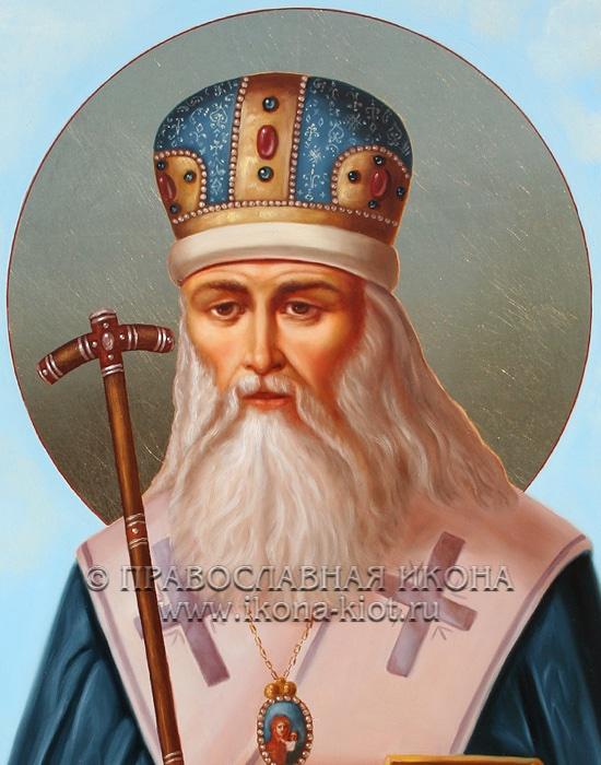 Икона «Лука Крымский, архиепископ, исповедник» (образец №16)