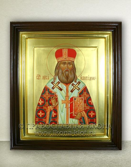 Икона «Лука Крымский, архиепископ, исповедник» (образец №17)