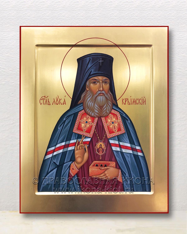 Икона «Лука Крымский, архиепископ, исповедник» (образец №19)
