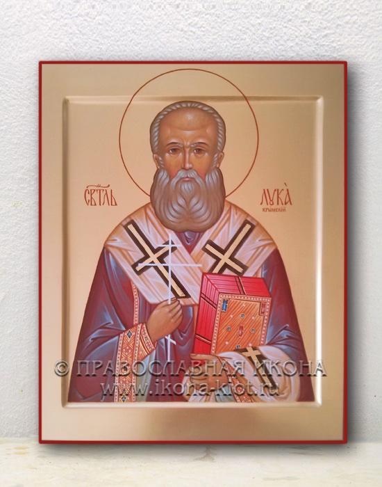 Икона «Лука Крымский, архиепископ, исповедник» (образец №2)
