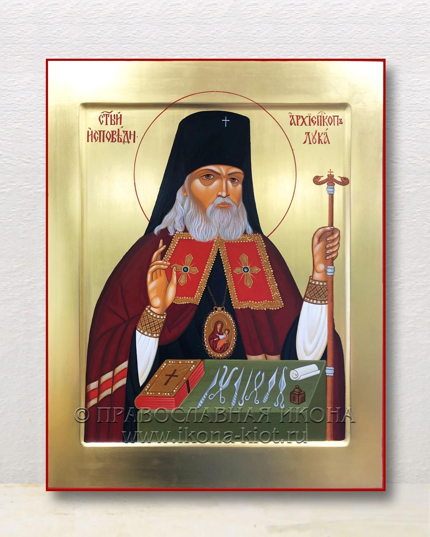 Икона «Лука Крымский, архиепископ, исповедник» (образец №20)