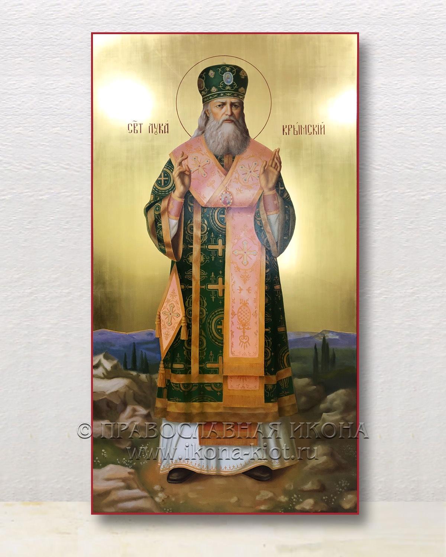 Икона «Лука Крымский, архиепископ, исповедник» (образец №21)