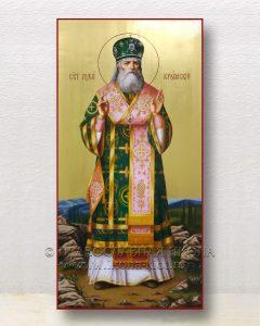 Икона «Лука Крымский, архиепископ, исповедник» (образец №27)
