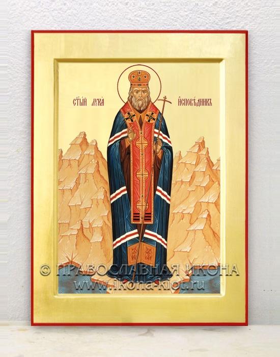 Икона «Лука Крымский, архиепископ, исповедник» (образец №4)