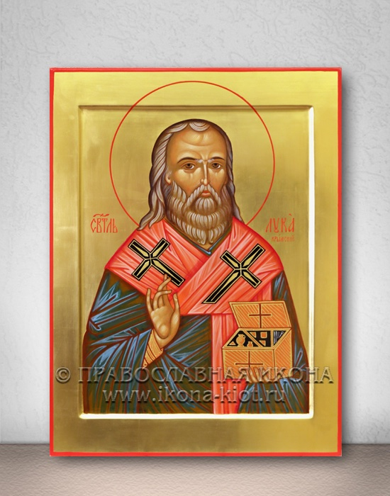 Икона «Лука Крымский, архиепископ, исповедник» (образец №6)