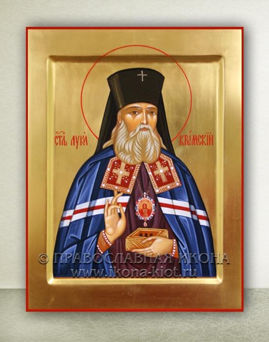 Икона «Лука Крымский, архиепископ, исповедник» (образец №9)