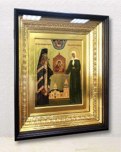 Икона «Лука Крымский и Матрона Московская» (образец №2)