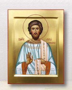 Икона «Лука Вавилонский, Кордульский» (образец №1)