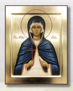 Икона «Лукия Сиракузская, дева, мученица»